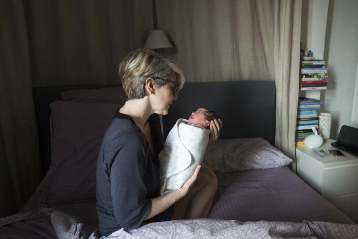 reportage nascita parto fotografia nicoletta valdisteno famiglia